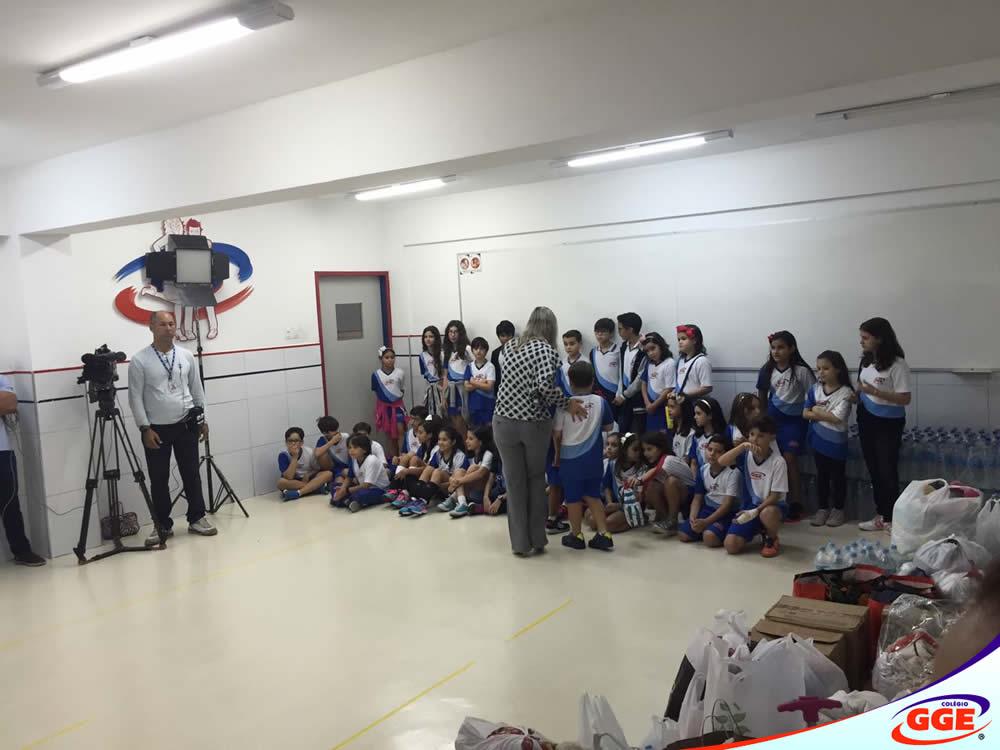 Gge Solidário No Bom Dia Pernambuco Da Educação Infantil