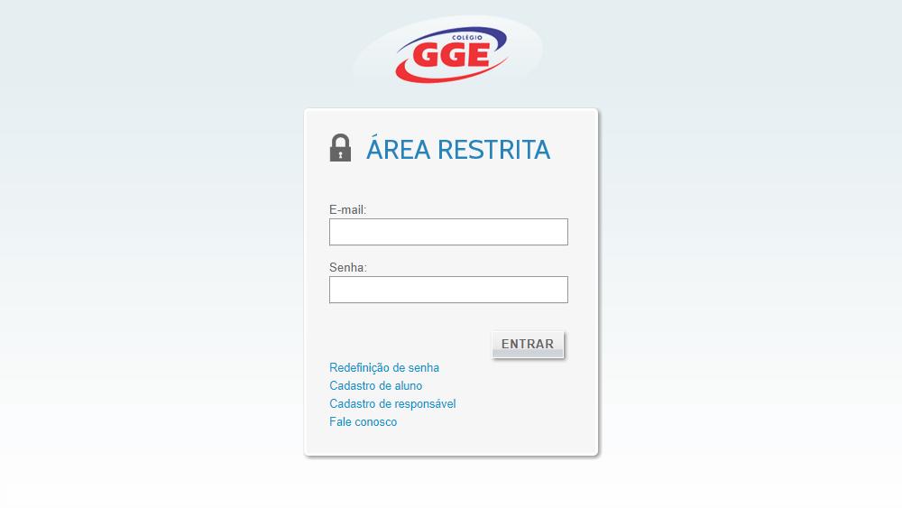 SISTEMA: Entre em sua área restrita (pode ser pelo site ou aplicativo para celular)