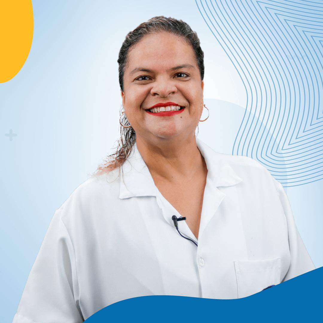 Katilini Oliveira   Professora de Língua Portuguesa do Colégio GGE